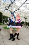 Mawaru Penguindrum - Double H Cosplay by laurabububun