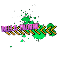 Bella Thorne PNG Name by BellaThorneAlways