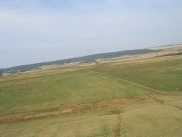 Hadrian's wall 12 by Noodle-stock