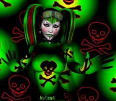 Toxic girL by Avia-Sunanda