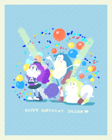 Happy Birthday Sealy! :D by sapphii