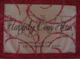 Happily Ever After Wedding Record by dreamerinthedarkness