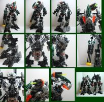 Project Goliath: Nihil by h2otothe650