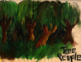 Tree People by DigitalRevolution