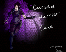 Cursed Kate by BlackDema