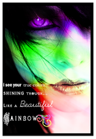 True Colors Shining Through by sendthefire