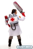 TF2 Medic - Achtung, Baby II by SefieDA