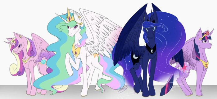 Royals by TwigPony