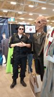 Niagara Falls Comicon - Doctor Who Exibit (1) by TheWarRises