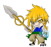 chibi give away#1 (for watchers) by blondeeshadow