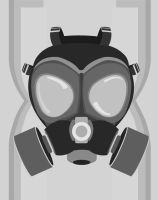 Gas Mask by chemical-idea