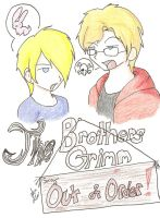 The Bothers Grimm: OOO by TheBread