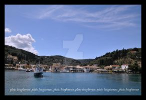 Port Lakka by liviugherman