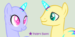 Your Eyes Are Very Green Base by Paige-the-unicorn