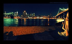 Dumbo Skyline by faded-impression