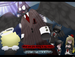 TBOI Fake Anime Screenshot by gALECsy