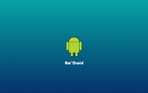 Am'Droid HD Wallpaper by Gigacore