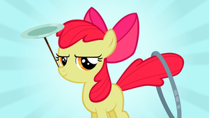 Talentuous AppleBloom by CloudshadeZer0