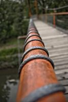 Bridge Railing by 3hanphoto