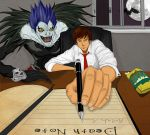 Death note by BourneLach