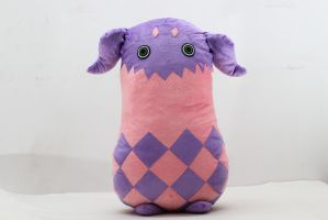 Teepo Plush from Tales of Xillia by aresen-k