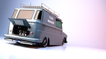 VW Typ 147 - Fridolin by svenndesign