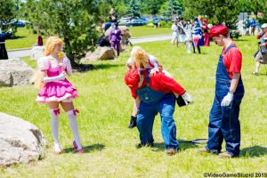 ColossalCon 2015 - Nintendo Photoshoot 08 by VideoGameStupid