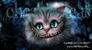 Cheshire Cat by doormouse1960