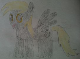 Derpy Hooves by kaidanXD