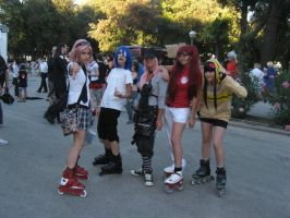 air gear group by MidorikoXP