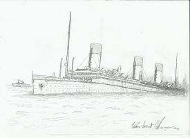 Rise the Titanic by Admiral-Kevin