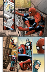 Coloring -  Spider-Man Annual #37 page20 by andreranulfo