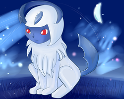 Absol by Aimare