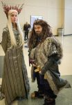 Comic Con Indianapolis 2014 Hobbit by SirKirkules
