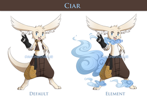 Ciar by DancingInBlue