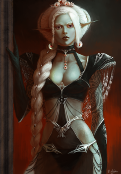 Drow by NatalyAlex