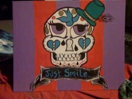 .just smile. by RebelWaltz