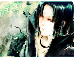 :Itachi: by kivi1230