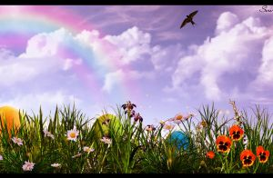Spring Time by Olgola