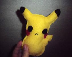 Pika pika by Lady196