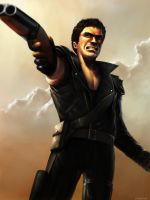Mad Max: The Road Warrior by OuterKast