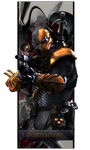 DeathStroke by LEE2oo
