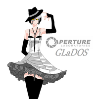 Apeture science - GLaDOS by slayer369