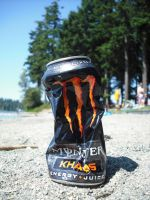 Monster: Khaos 1 by RanWal