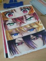Diabolik Lovers by aBunny15