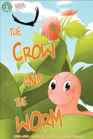 The Crow And the Worm Poster by ARRIAthelion