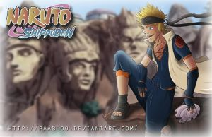 Naruto: The 6th Hokage by PAabloO