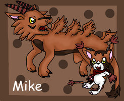 Awesome Mike :D by tinttiyo