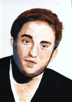 Robert Pattinson 94 by audamay