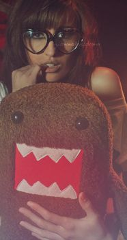 Domo. by Cherryblawesome